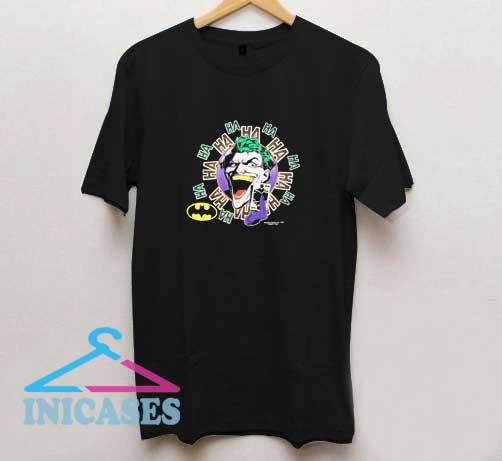 The Joker 1987 Batman T Shirt