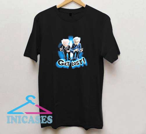 The Muppet Get Lost T Shirt