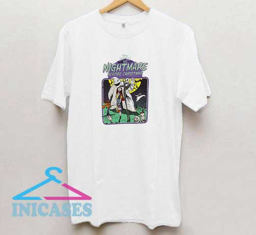 The Nightmare Before Christmas Frame T Shirt