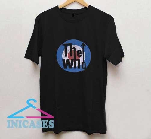 The Who Logo T Shirt