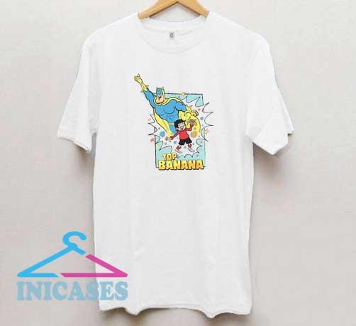 Top Banana Superhero T Shirt