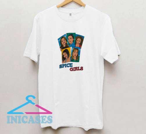 Vintage Bootleg 90s Spice Girls T Shirt