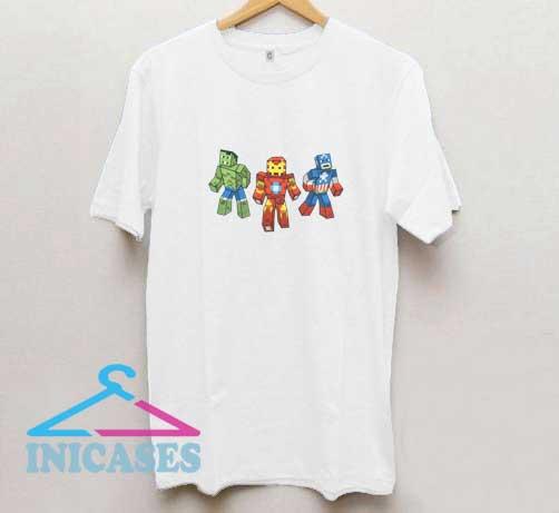 Vintage Marvel Lego T Shirt