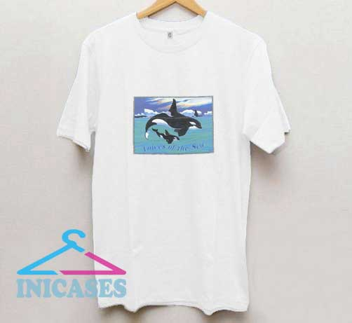 Voices of The Sea T Shirt