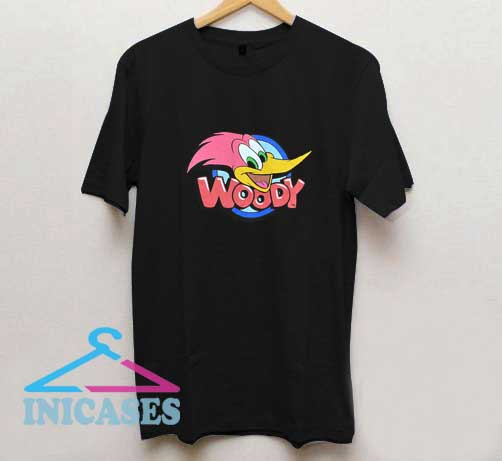 Woody The Woodpecker T Shirt