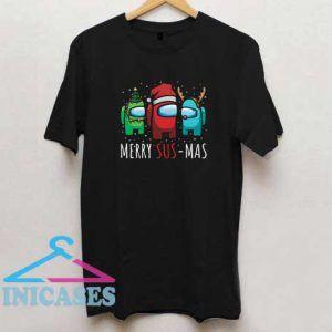 Merry Sus Mas Christmas T Shirt