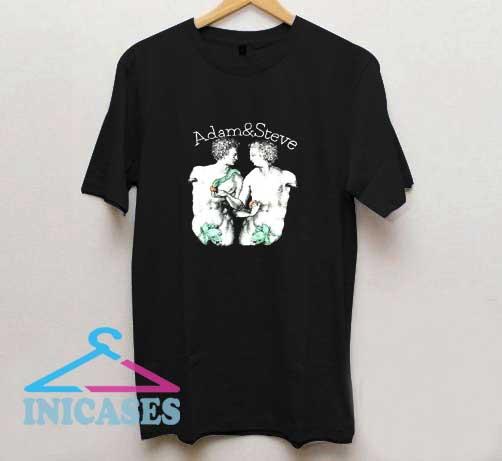 Adam And Steve T Shirt