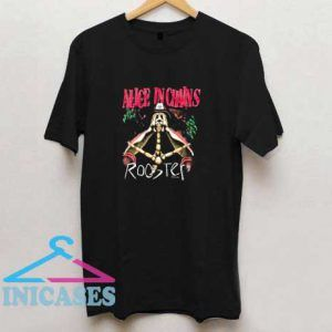 Alice In Chains Rooster T Shirt