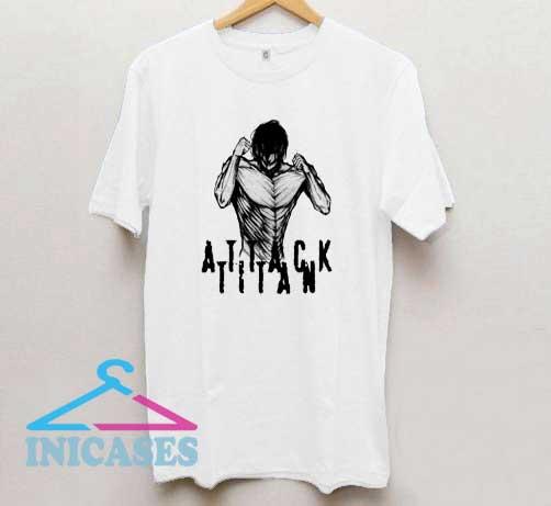 Attack Titan T Shirt