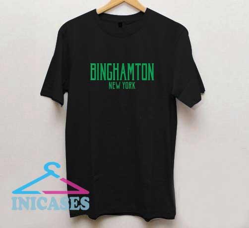 Binghamton New York T Shirt