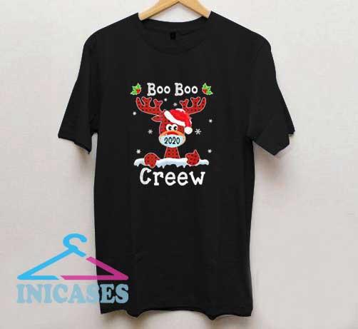Boo Boo Crew Christmas T Shirt