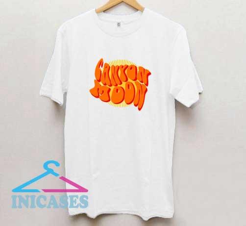 Canyon Moon Letter T Shirt