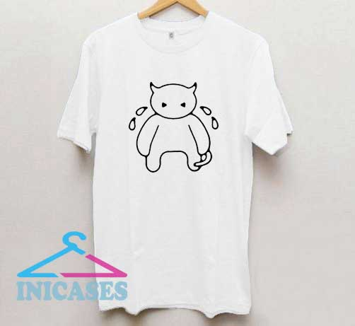 Crying Minotaur Radiohead T Shirt