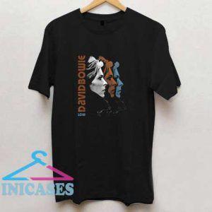 David Bowie Low T Shirt