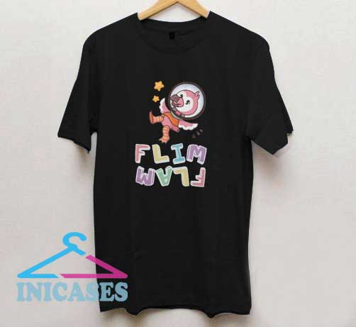 Flim Flam Flamingo T Shirt