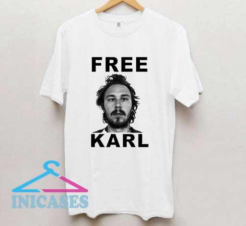 Free Karl T Shirt
