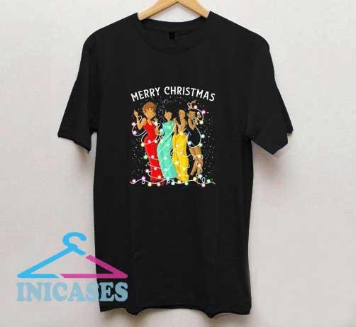 Friends Merry Christmas T Shirt