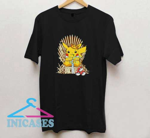Game Of Thrones Pokemon T Shirt