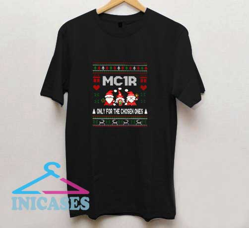 Gnomes MC1R Christmas T Shirt