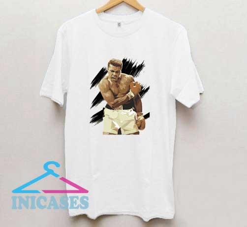 Happy Muhammad Ali T Shirt