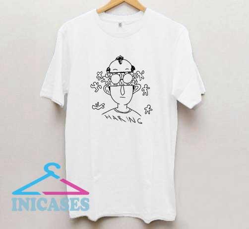 Haring Time T Shirt