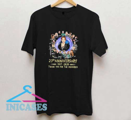 Harry Potter 23rd Anniversary T Shirt