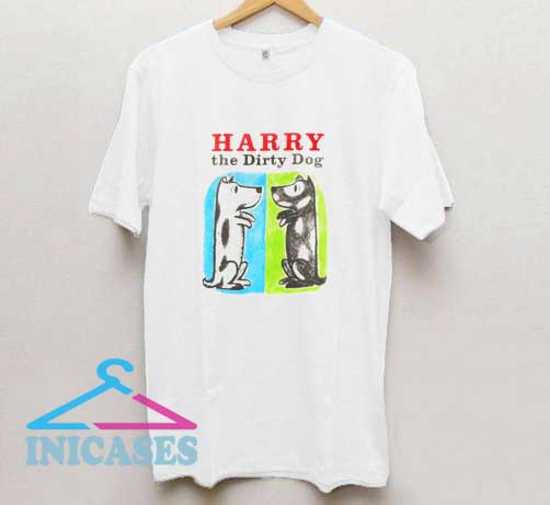 Harry The Dirty Dog T Shirt