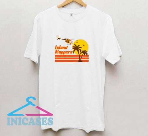 Island Hoppers Retro T Shirt