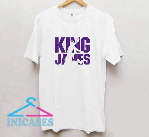 King James 23 T Shirt