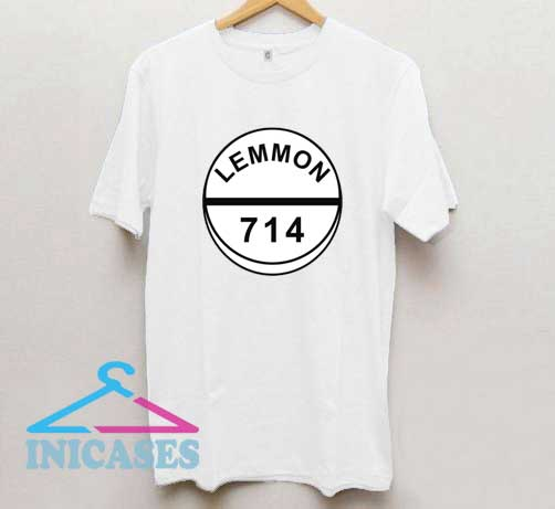 Lemmon 714 Quaaludes Ludes T Shirt