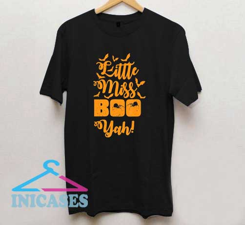 Little Miss Boo Yah T Shirt