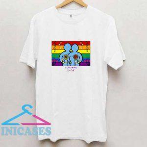 Love Wins LGBT T Shirt