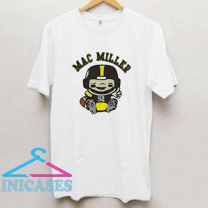Mac Miller Cartoon 92 T Shirt
