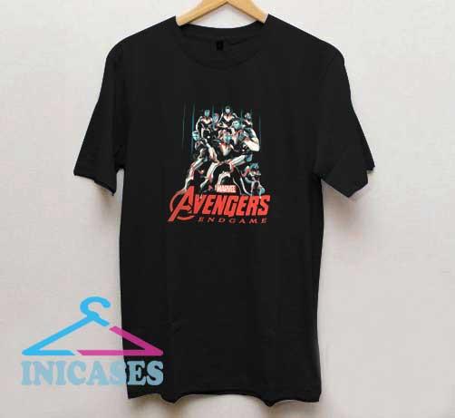 Marvel Avengers Endgame T Shirt
