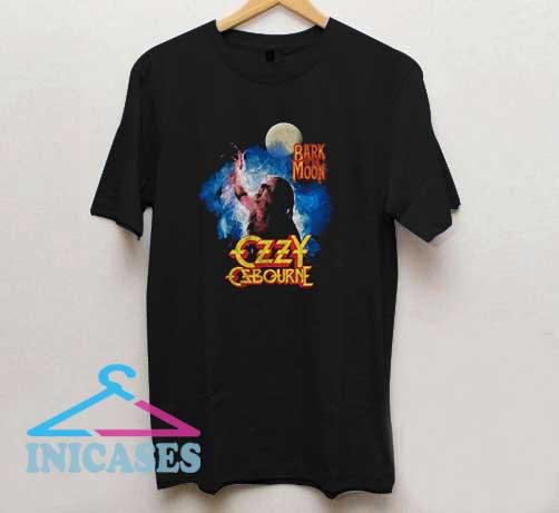 Ozzy Osbourne Bark At The Moon T Shirt