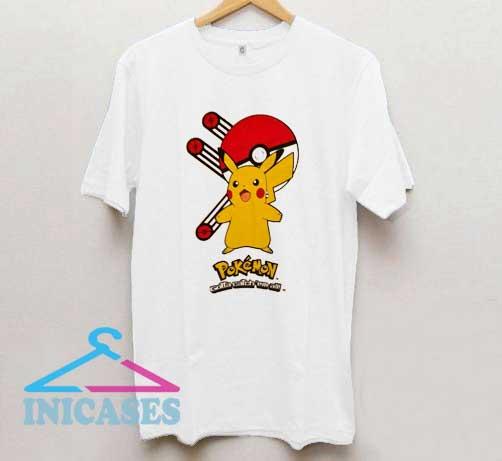 Pokemon Gotta Catchem All T Shirt