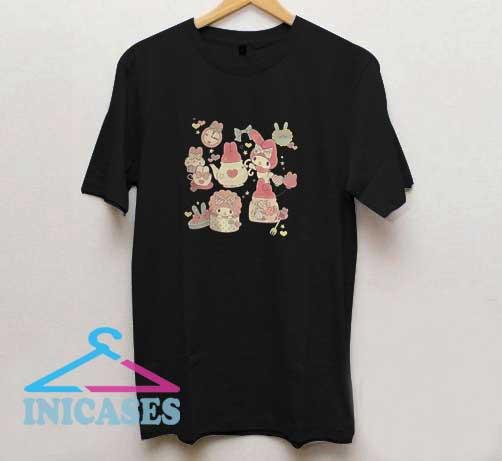 Sanrio Graphic T Shirt