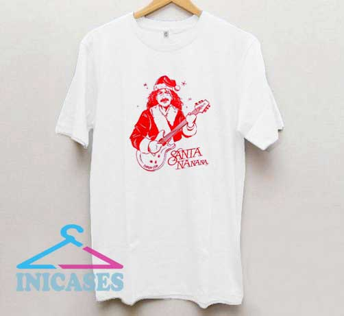 Santa Nanana Christmas T Shirt
