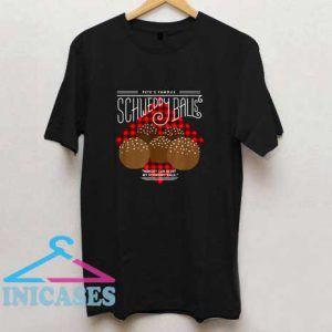 Schweddy Balls Graphic T Shirt
