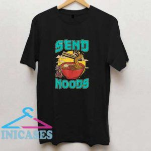 Send Noods Graphic T Shirt