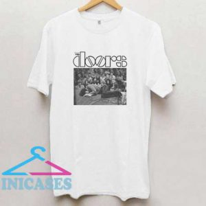 The Doors Jim On Floor T Shirt