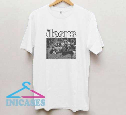 The Doors Jim On Floor T Shirt