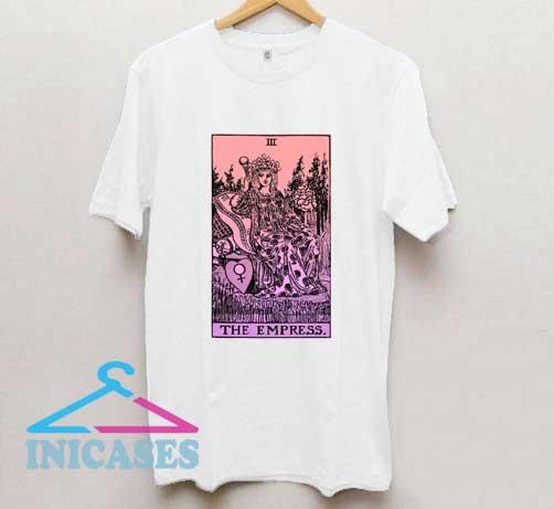The Empress Tarot T Shirt