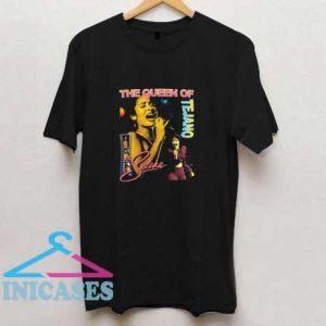 The Queen Of Tejano T Shirt