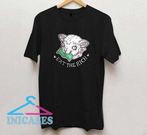 The Sheep Eat The Rich T Shirt