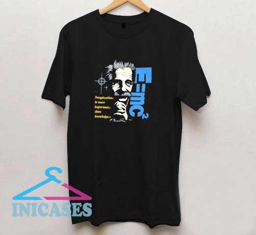 Vintage Albert Einstein Quote T Shirt