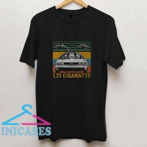 Vintage One Point 21 Gigawatts T Shirt