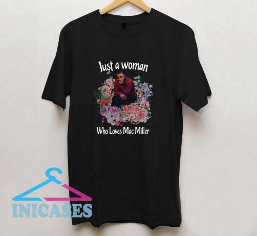 Who Loves Mac Miller T Shirt