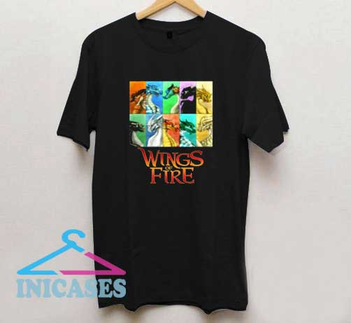 Wings Of Fire Dragon T Shirt