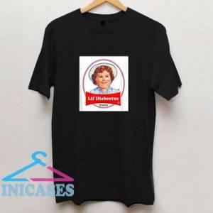 Lil Diabeetus Parody T Shirt